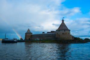 Туризм в Ленинградской области