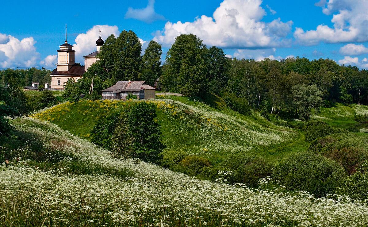 Крепость Воронич