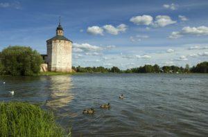 Туризм в Вологодской области