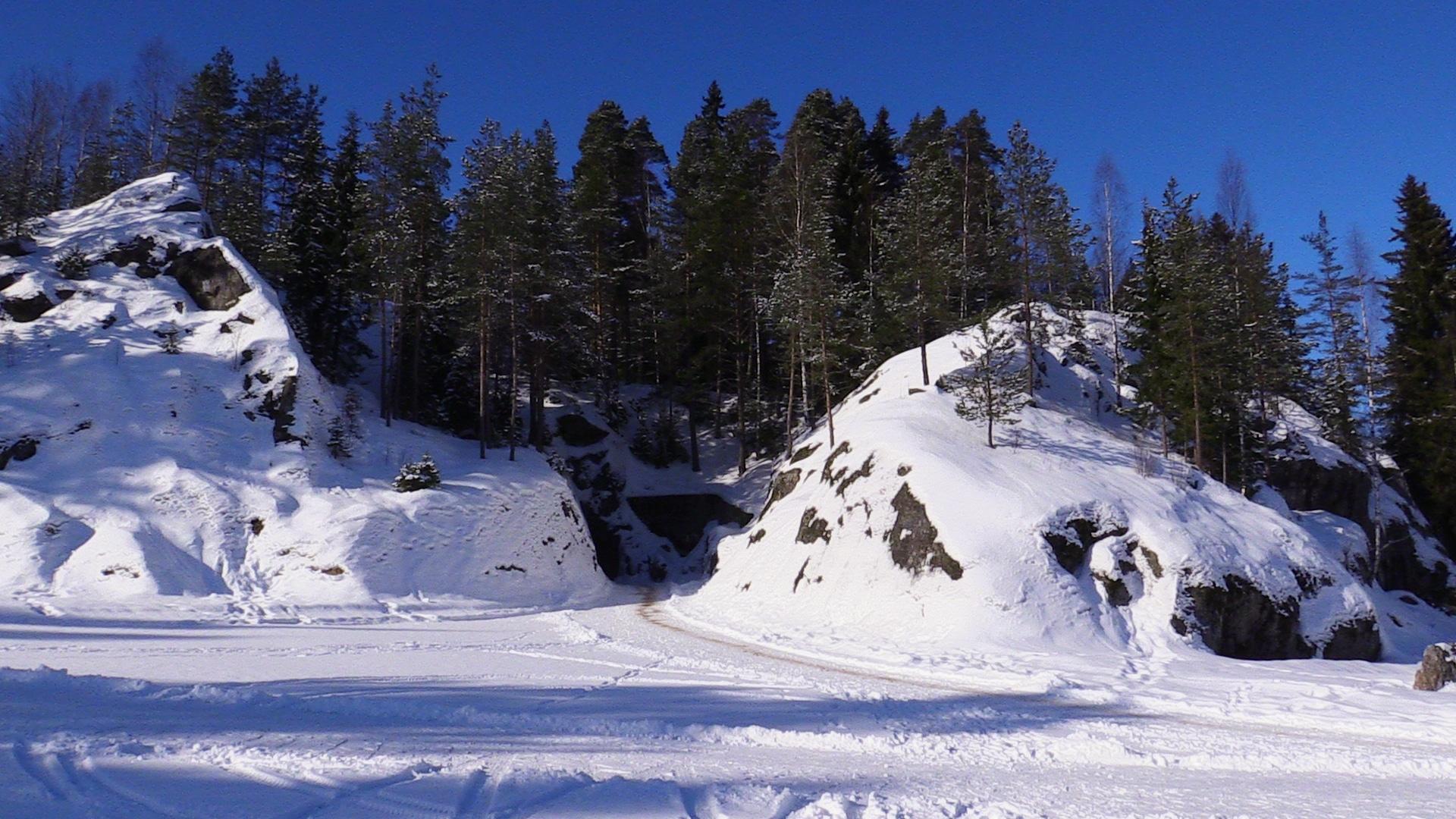 Гора Филина: вход в бункер-музей