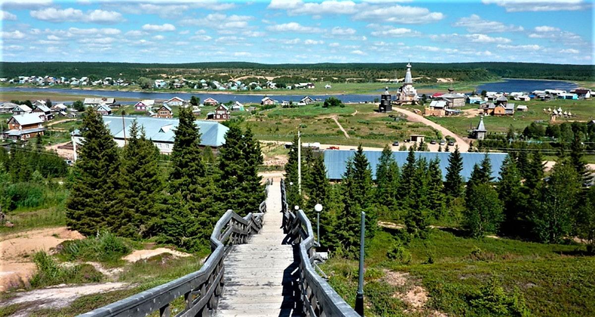Красивые места Мурманской области