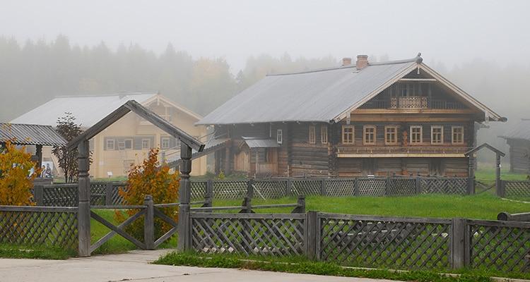 Достопримечательности Вологодской области: Семенково