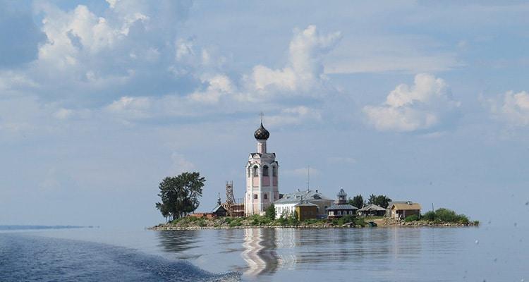 Достопримечательности Вологодской области: озеро Кубенское