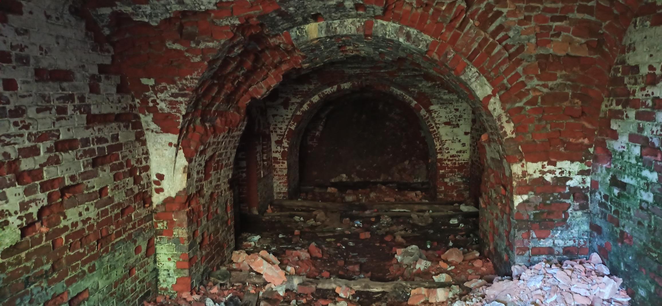 Высоцк, крепость