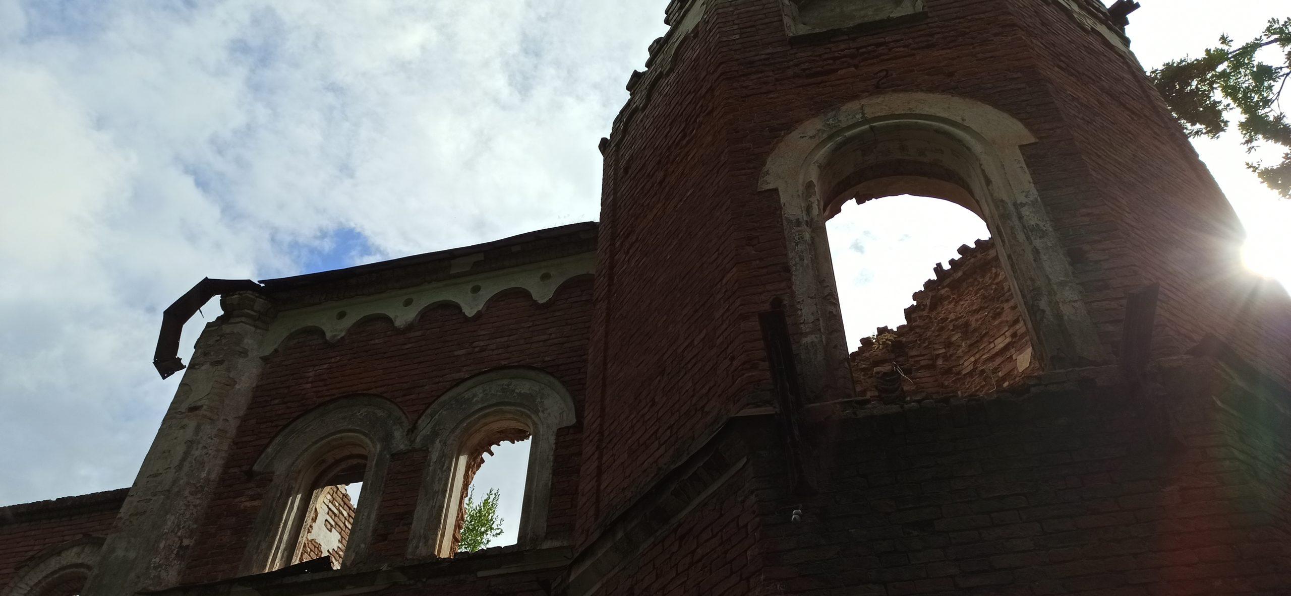 Усадьбы Волосовского района: усадьба Врангелей