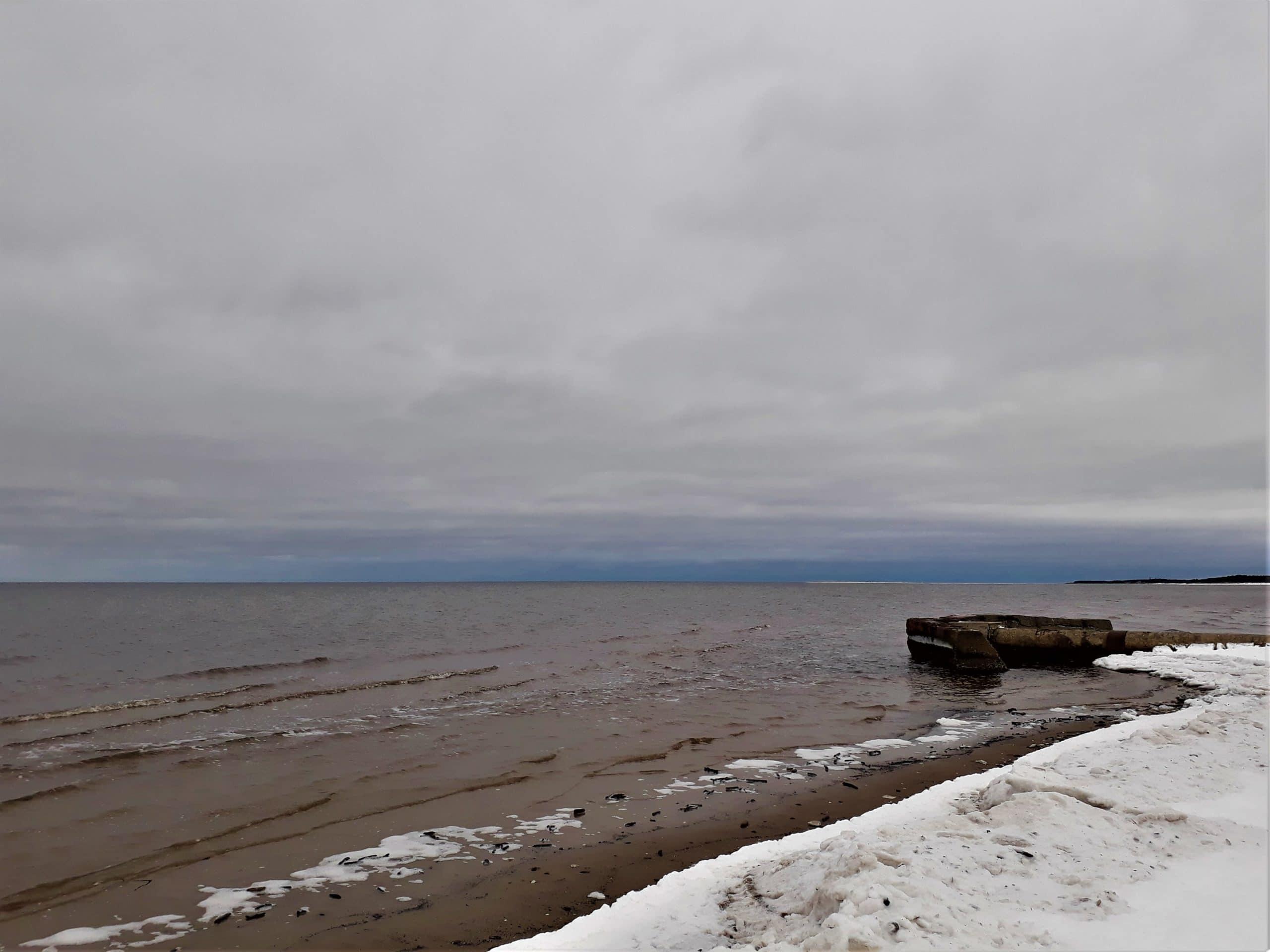 Архангельск. Белое море
