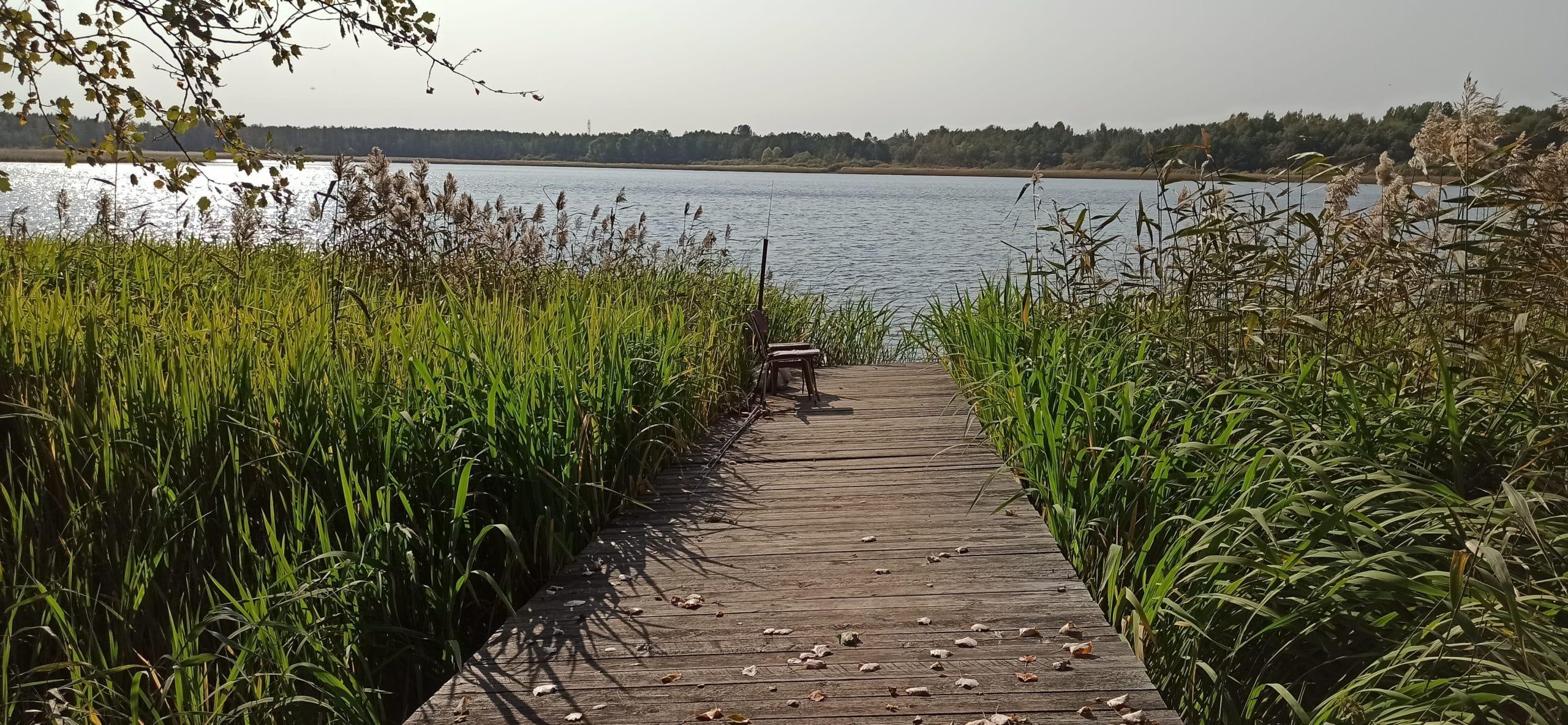 Вокруг Луги: Череменецкое озеро