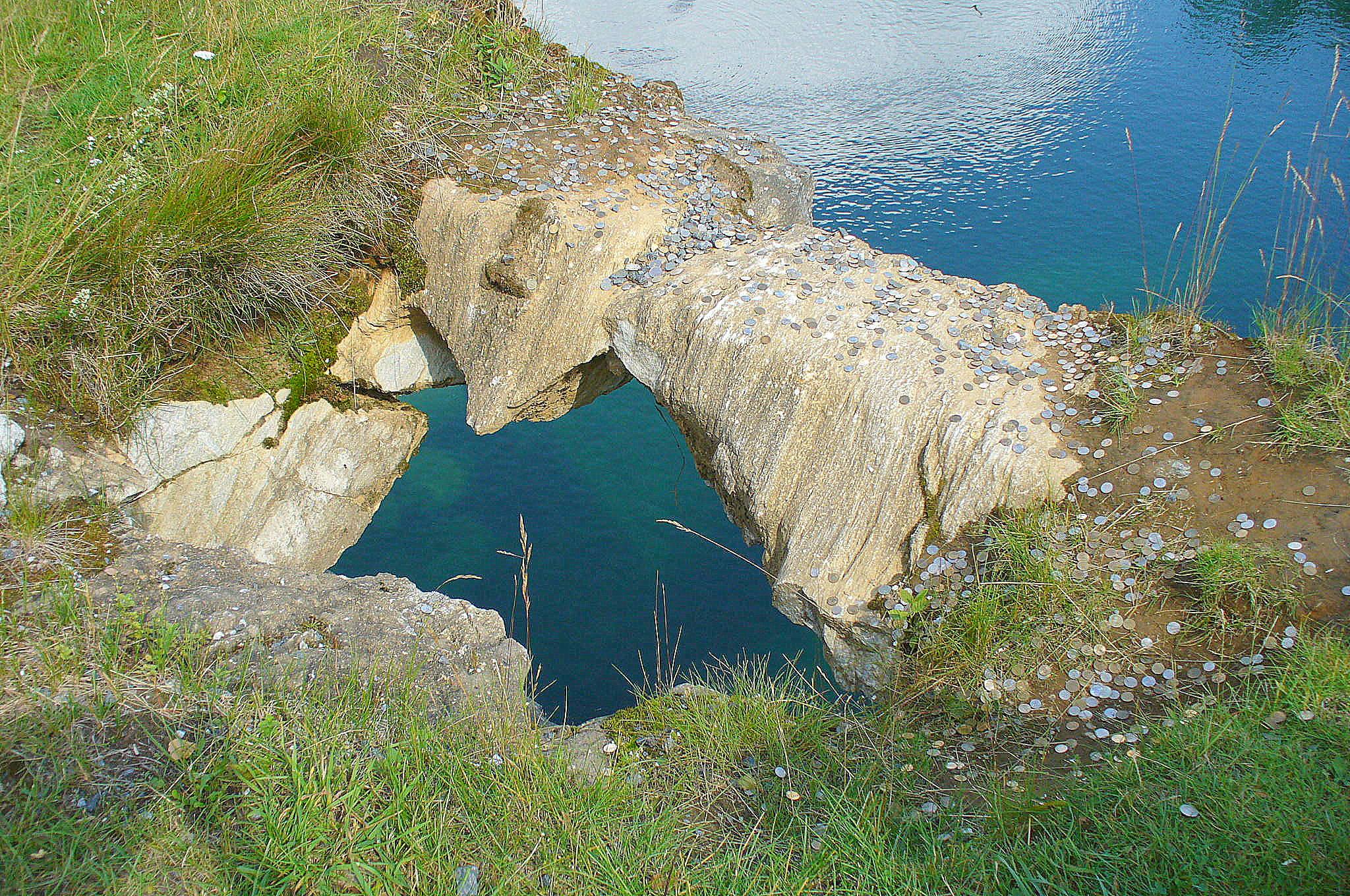 Мраморный каньон Рускеалы