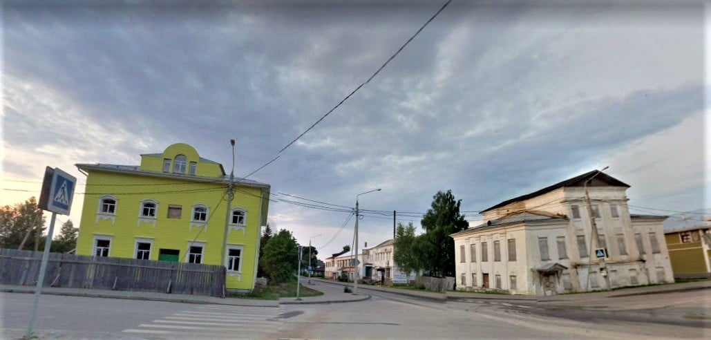 Город Белозерск