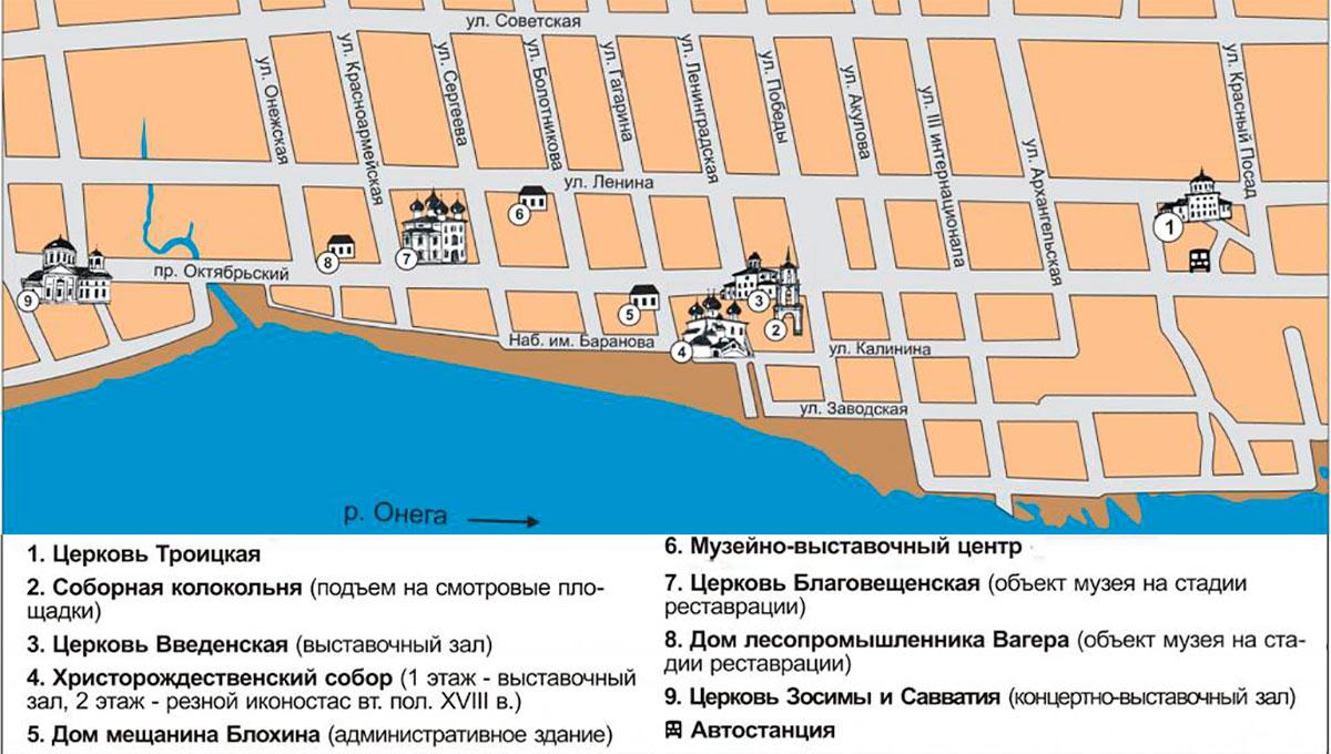 Каргопольский музей