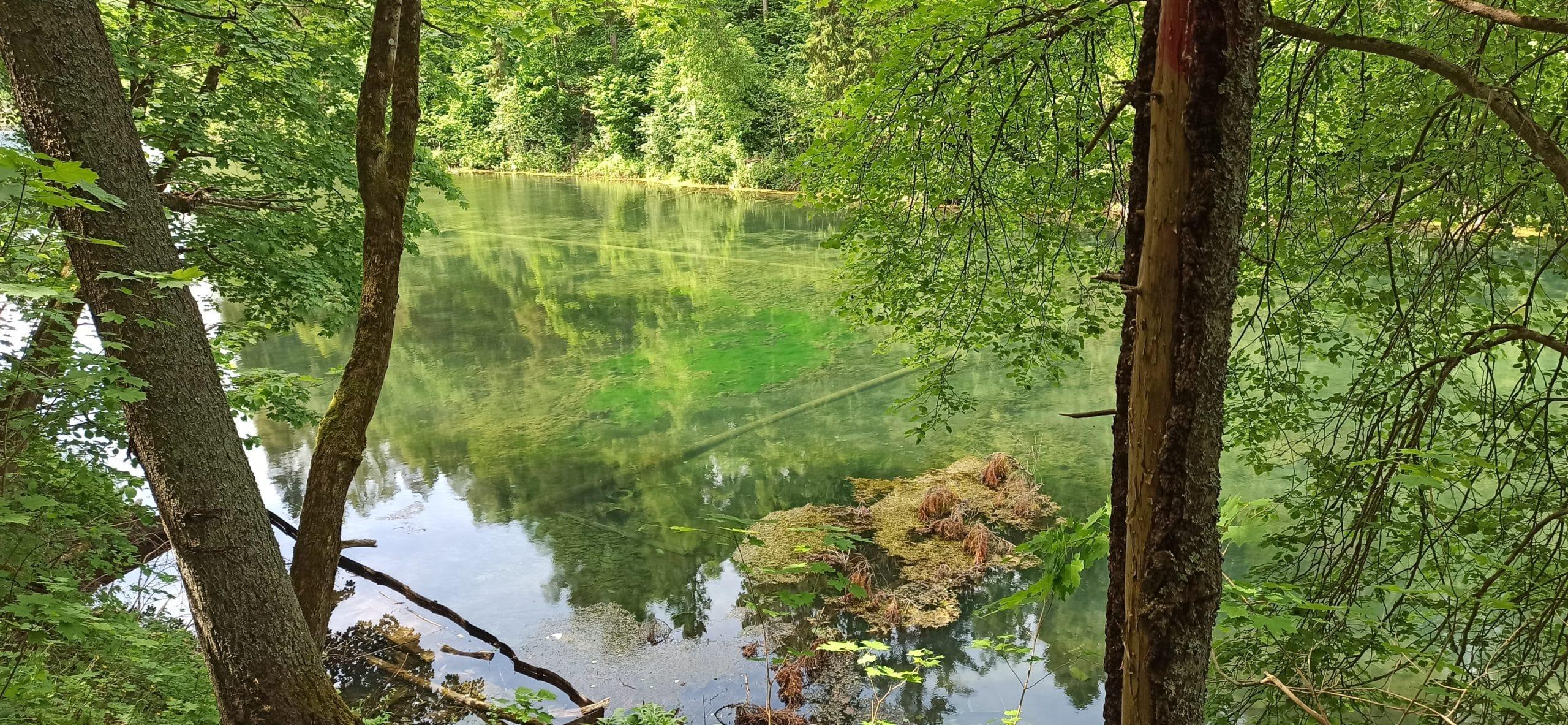 Радоновые озера