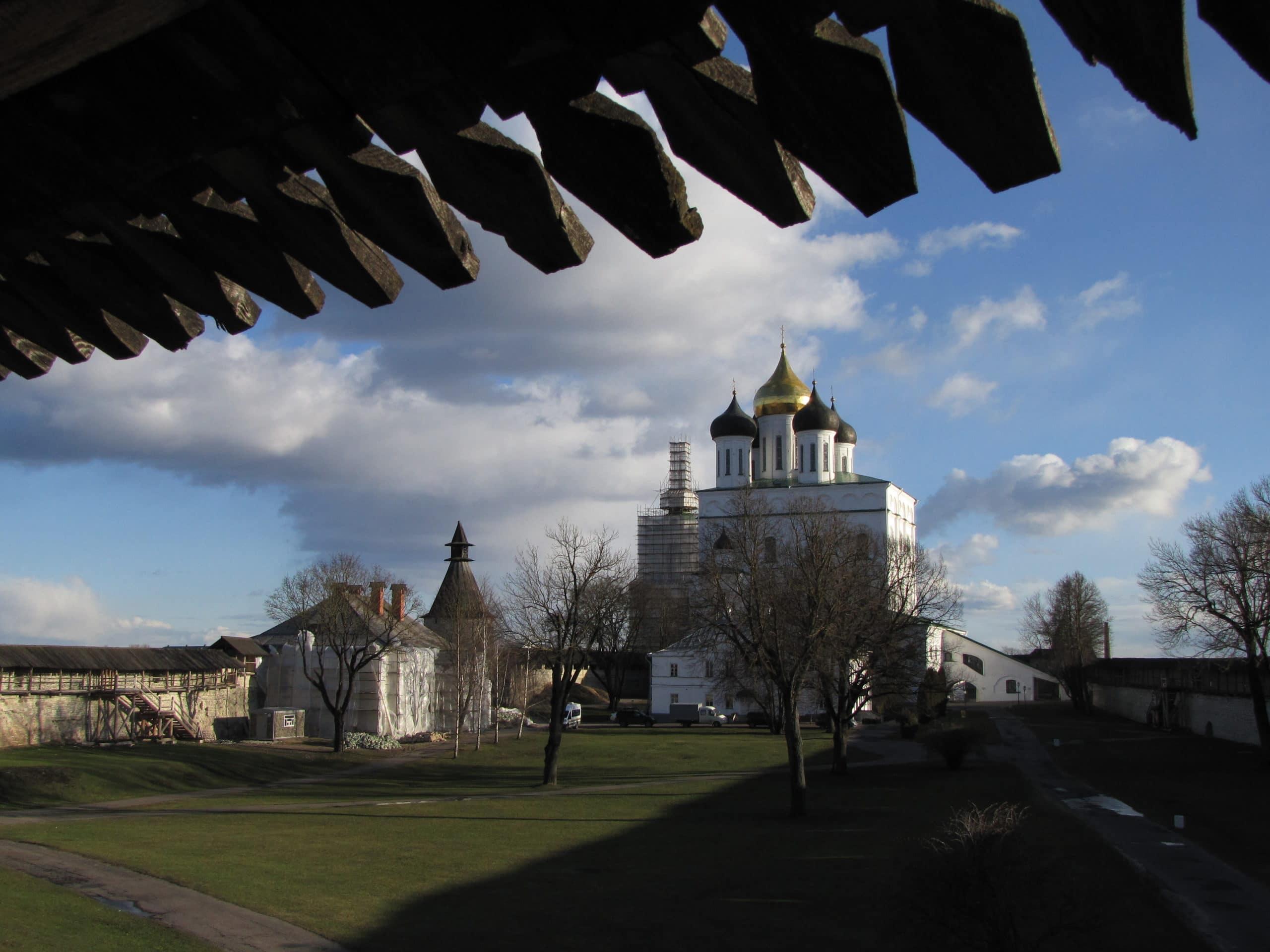 В Псков