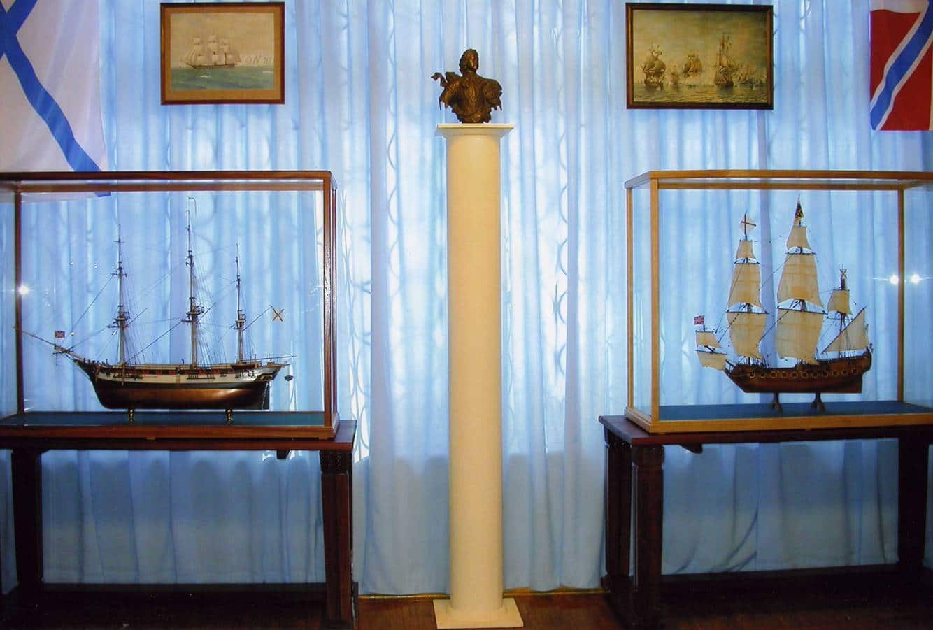 Лодейнопольский музей