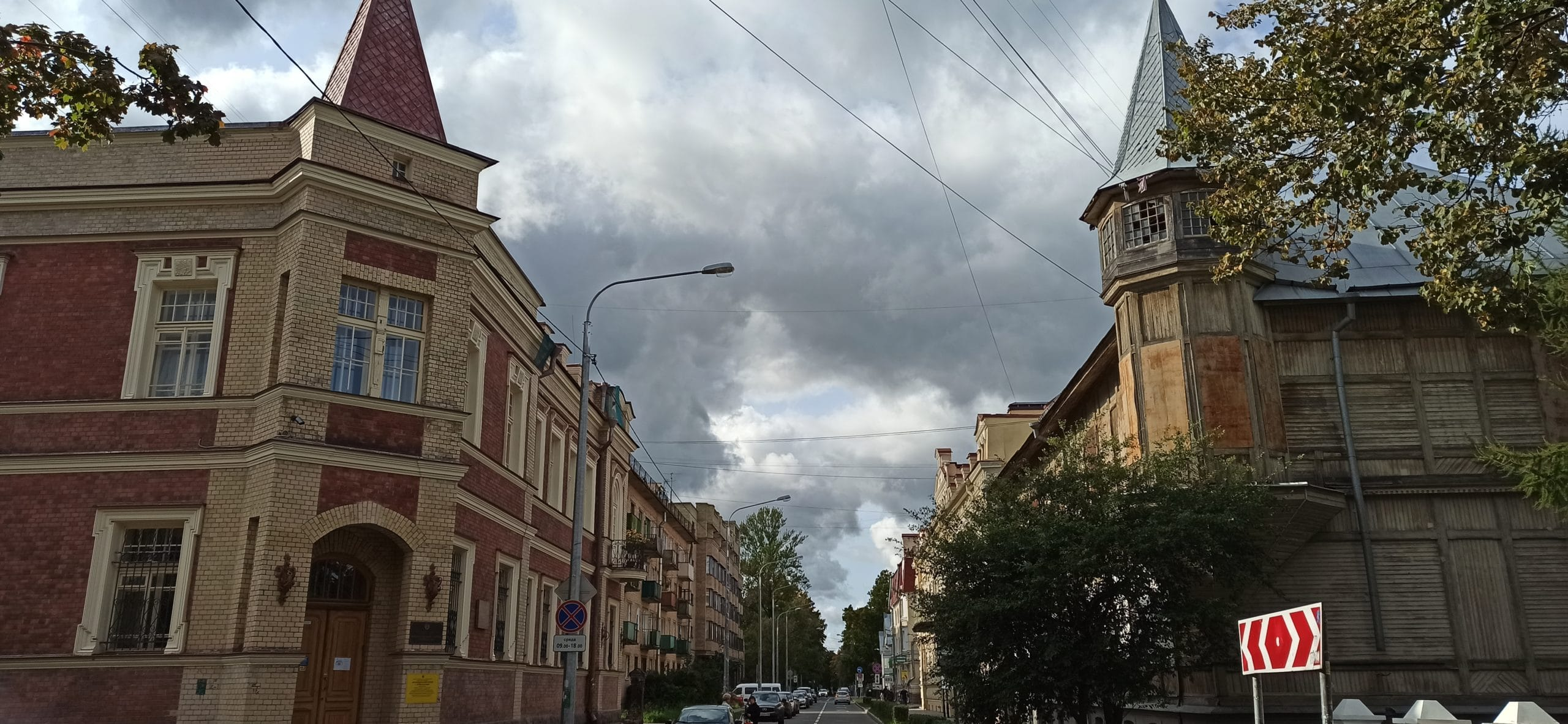 еленинская улица в ломоносове